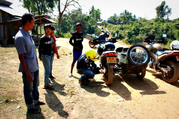 Repair on the road