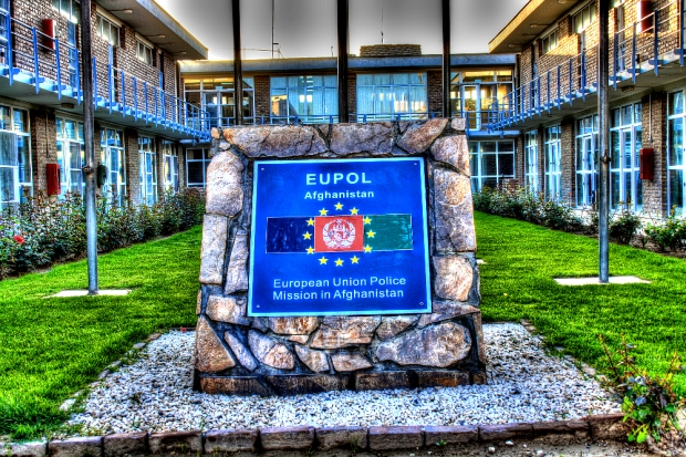 EUPOL Afghanistan - HQ in Kabul