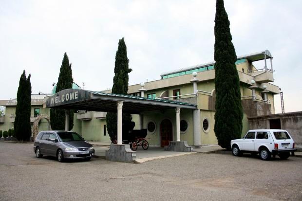 Hotel Meridiani