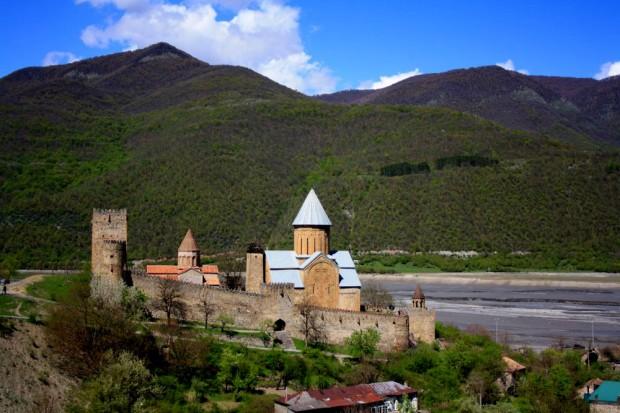 Monastry Ananuri