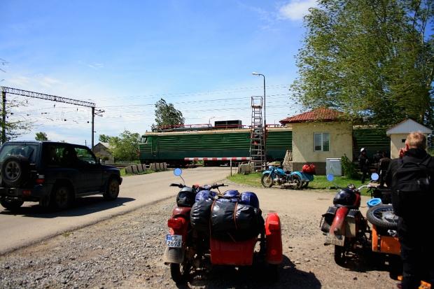 Georgian railroad