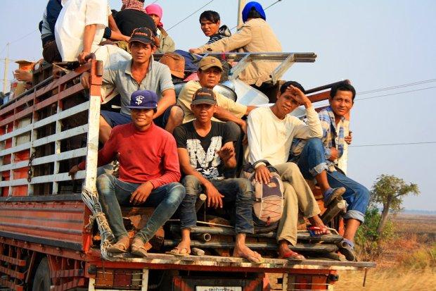 Travel in Cambodia