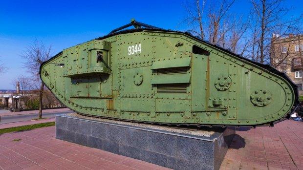 British Tank Mark IV