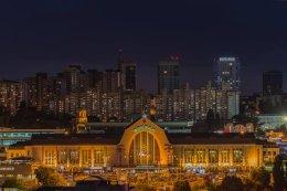 Central Railway Station Kiev