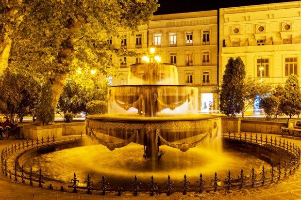 Fountain Freedom Square