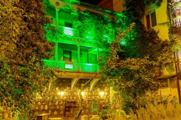 Illuminated House 2