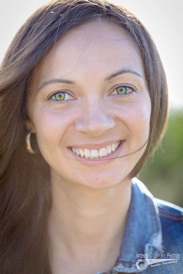 Maria - Classic Portrait