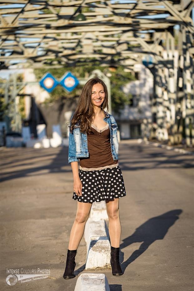 Maria on the Bridge