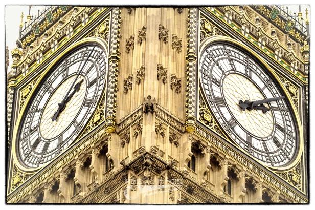Big Ben - Queen Elizabeth Tower
